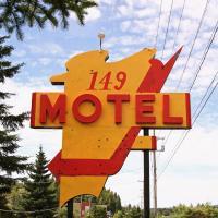 Motel 149, hotel em Mont-Tremblant
