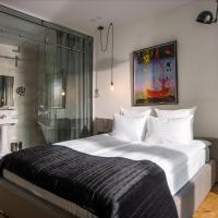 Wall Street by Ribas, hotel in Odessa