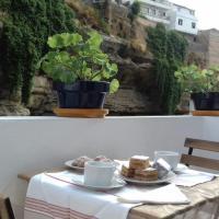 Casa Bajo la Roca, hotel en Setenil de las Bodegas