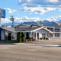 Motel 6-Wenatchee, WA