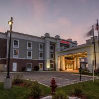 Hampton Inn & Suites Berkshires-Lenox, hotel in Lenox