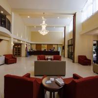 Ramada by Wyndham Houston Intercontinental Airport East, hotel near George Bush Intercontinental Airport - IAH, Humble