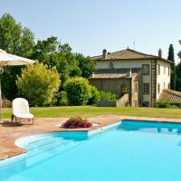 Relais Villa Baldelli, hotel in Cortona