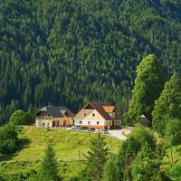 Tourist farm Gradišnik, hotel in Solčava