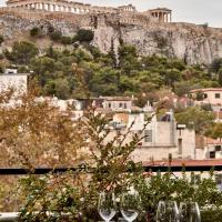 The Zillers Boutique Hotel, hotel in Monastiraki, Athens