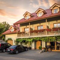 Penzion a vinařství U Vrbů, hotel v Hustopečích
