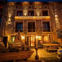 Hotel L'ancienne Auberge, hôtel à Bolquère-Pyrénées 2000