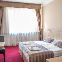 Hotel Meda of Museum Kampa, hotel v Praze