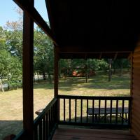 Arrowhead Camping Resort Loft Cabin 22