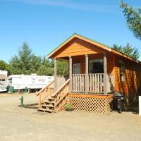 Long Beach Camping Resort Cabin 1