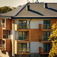 Bristol Aparthotel – hotel w Busku Zdroju