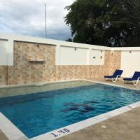 Hotel Villa Paraiso, hotel in Villavieja