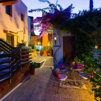 AnnaDes Apartments & Studio Chios, hotel in Karfás