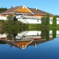 Auberge Du Lac Malcom, hotel em Sayabec