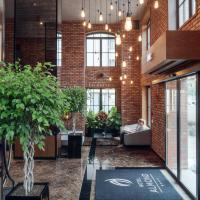 Hotel Almond Business & SPA, hotel en Gdansk