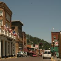 Historic Franklin Hotel, hotel in Deadwood