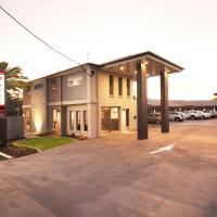 Northpoint Motel Apartments, hotel em Toowoomba