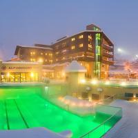 Alpinresort Sport & Spa, Hotel in Saalbach-Hinterglemm