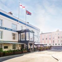 Royal Seven Stars Hotel, hotel in Totnes