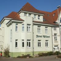 Hotel Willert, hotel in Wismar