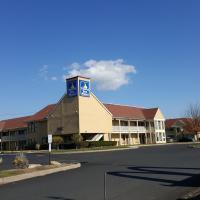 Travel Inn Motel, viešbutis mieste Hartfordas