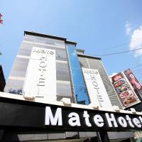 Mate Hotel, hotel in Chuncheon