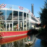 Fulton Steamboat Inn, hotel in Lancaster