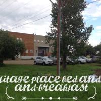 Heritage Place Hotel, hotel em Gravelbourg