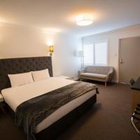 Quays Hotel, hotel em Batemans Bay