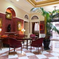 Hotel Cervantes, hótel í Sevilla