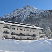 Alpenhaus Montafon, hotel in Gargellen