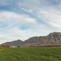 Bergsicht Country Farm Cottages, hotel in Tulbagh
