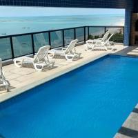 Apartamento Luxo 2 Quartos a Beira Mar