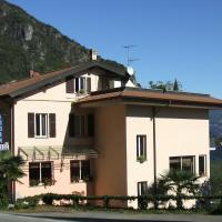 Hotel Garden, hotell i Menaggio
