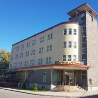 Hotel du Parc, hotel em Saguenay