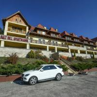 Salt Hill Apartmanok, hotel Egerszalókon