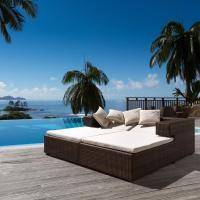 Villas Palm Royal, hotel in Port Glaud