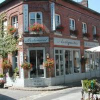 Les Lions De Beauclerc, hotel en Lyons-la-Forêt