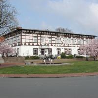 Deutsches Haus Munster, hotel in Munster im Heidekreis
