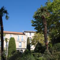 L'Hôtel du Terreau Logis de France、マノスクのホテル