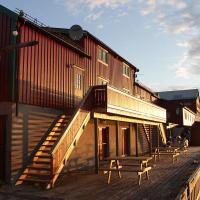 Live Lofoten Fishermen's Cabins, hotel in Stamsund