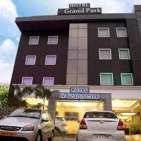 Hotel Nk Grand Park Airport Hotel, hotel perto de Aeroporto Internacional de Chennai - MAA, Chennai