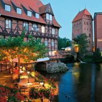 Bergström Hotel Lüneburg, hotel in Lüneburg