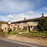 The Fleece Inn at Barkisland, hotel in Ripponden