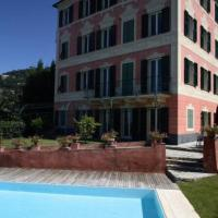 Villa Rosmarino, hotel in Camogli