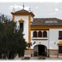 Hotel - Restaurante Estación Vía Verde, hotel in Olvera