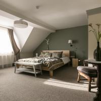 Guest House Mazais Ansis, viešbutis mieste Rubene