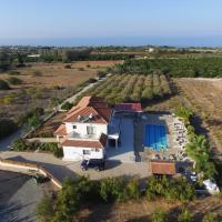 The Best Villa!! Nayia Paradise Villa