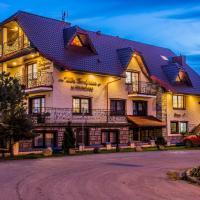 Willa Bursztynowa – hotel w Rewie