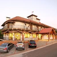 Moinho Itália Hotel, hotel in Campos do Jordão